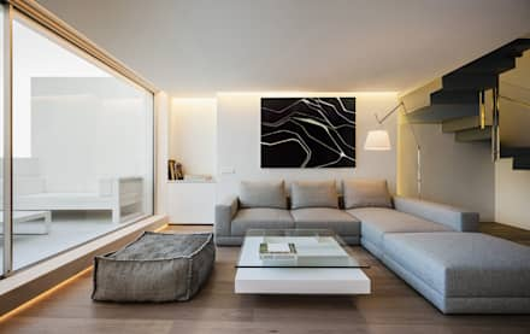 Salones minimalistas Diseo y decoracin homify