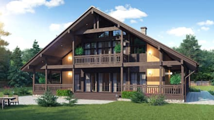 Scandinavian Style House Design Ideas Pictures homify
