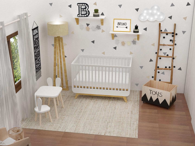 Dormitorios infantiles Ideas imgenes y decoracin homify
