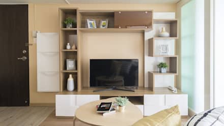 Living room design ideas inspiration pictures Homify