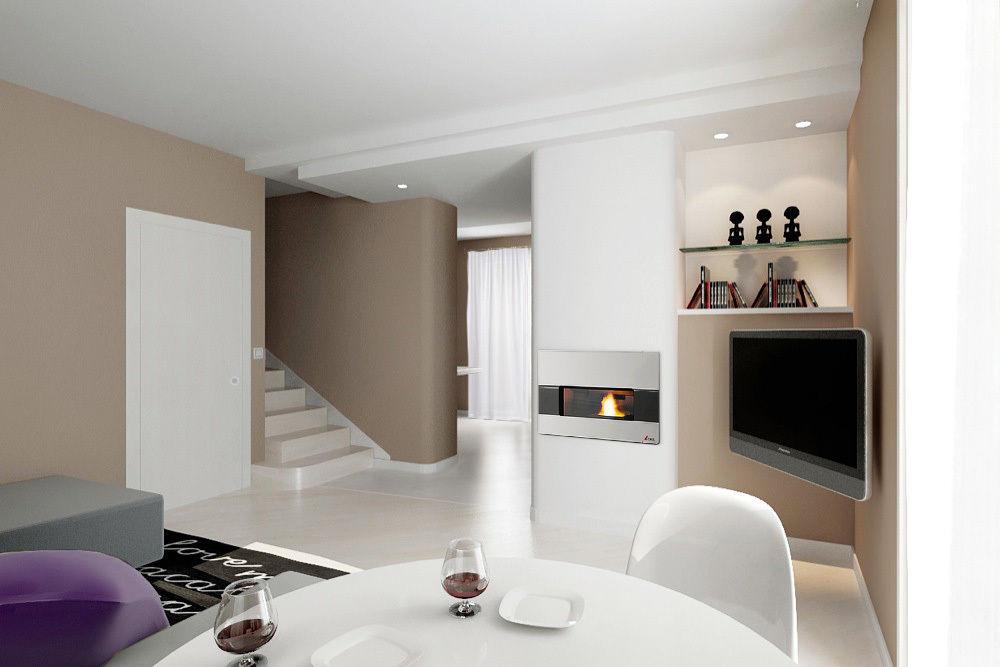 interessante architettura interni case wj71 pineglen