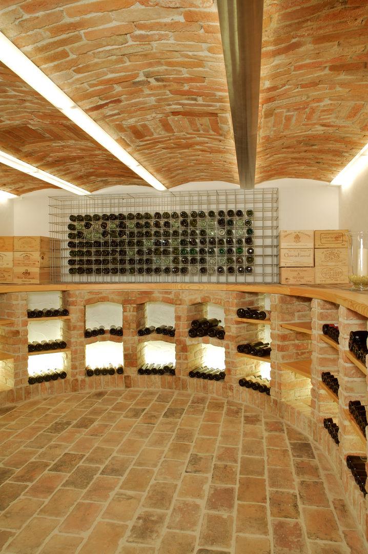 Cool Moderner Weinkeller Bilder: Gewölbekeller mit integriertem  NY64