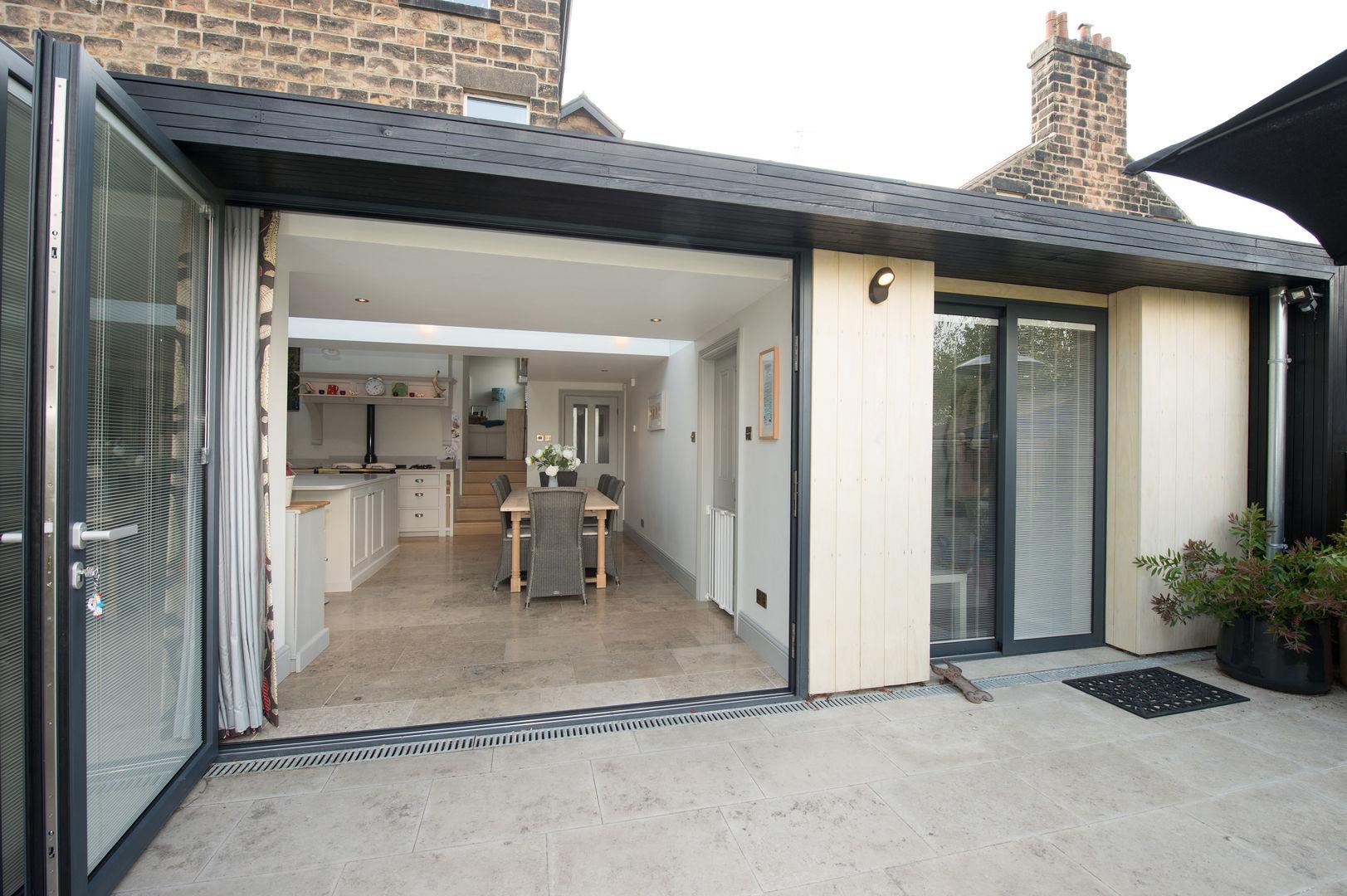 Modern houses photos doma architectskitchen gardeninside