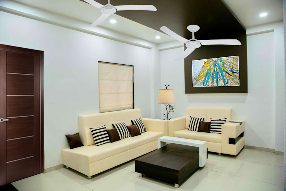 Interior design ideas inspiration pictures homify for Sample interior design for small living room