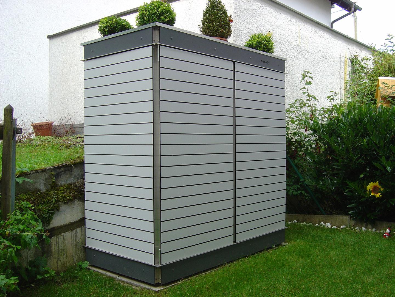 Großartig Moderner Garten Bilder: Gartengeräte-Schrank mit  AP15