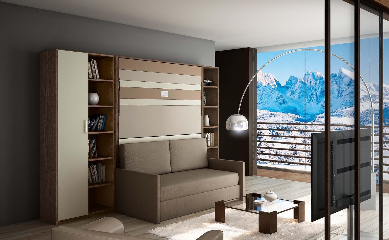 Idee arredamento casa interior design homify for Arredamento salvaspazio mobili multifunzionali