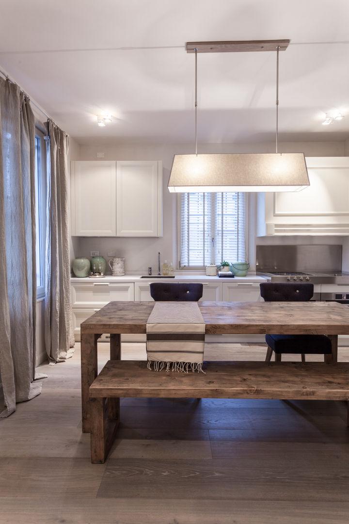 Come arredare casa in stile classico moderno for Aprire piani moderni