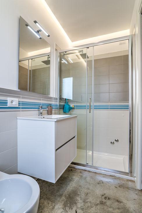 48 photos de petites salles de bains que vous pouvez copier !