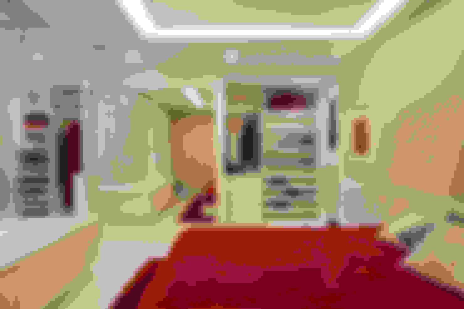 Quarto com closet e banheiro: o conjunto perfeito para o conforto!