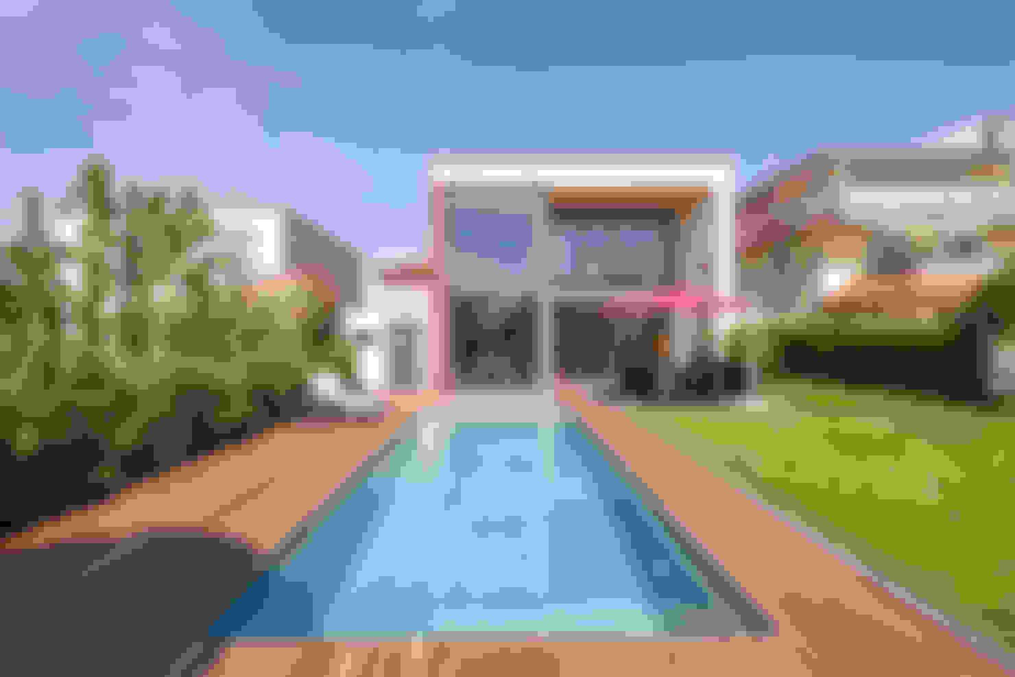 12 Pools und weitere abkühlende Ideen für den Garten
