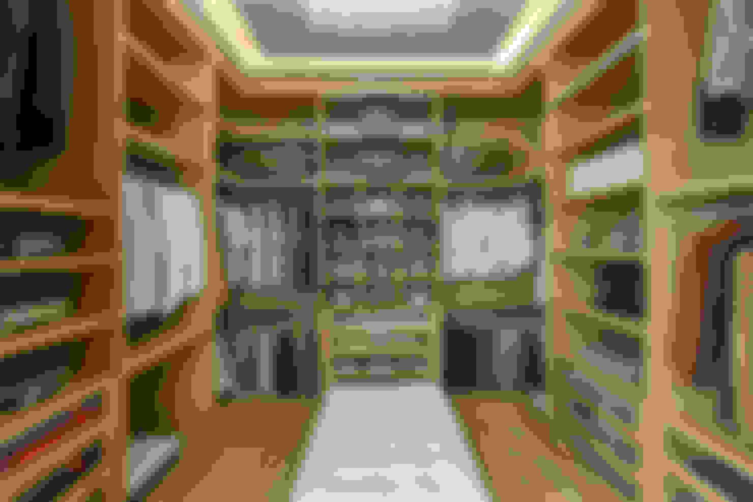 Giysilerinizi yerleştirmek için aynen alabileceğiniz 10 fikir