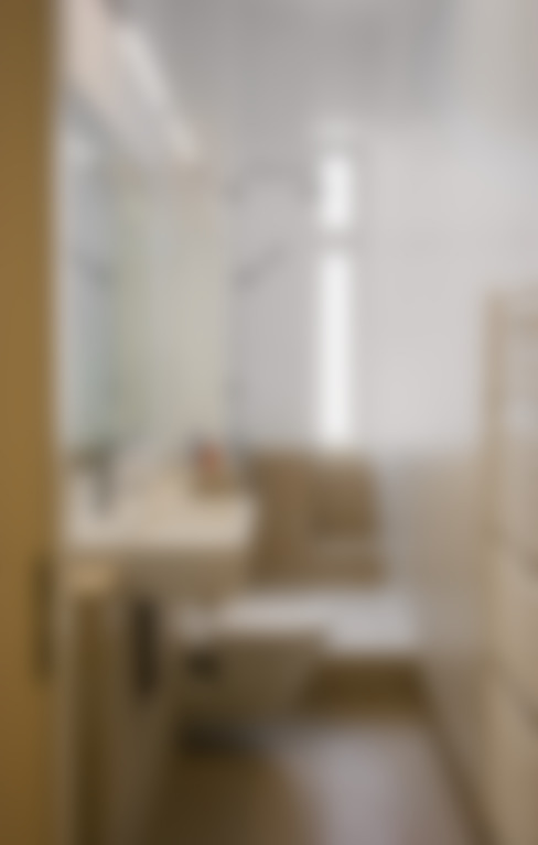 Bad:  Badezimmer von Nickel Architekten