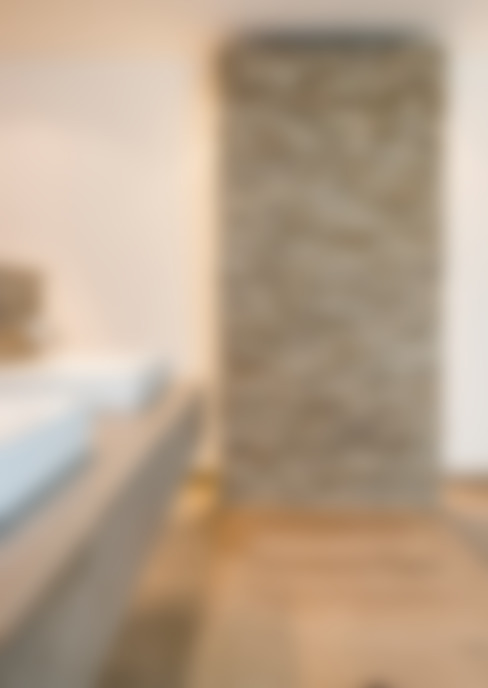 Baños de estilo  por Pientka - Faszination Naturstein