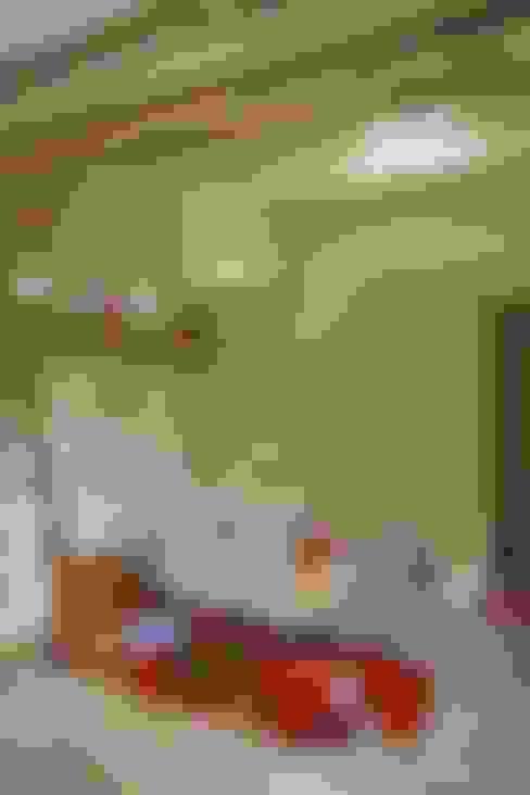 OutSide BCN LED Lighting:  tarz Yatak Odası