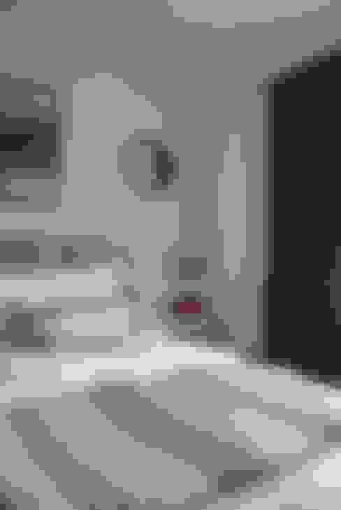 غرفة نوم تنفيذ STUDIO[01] LTD