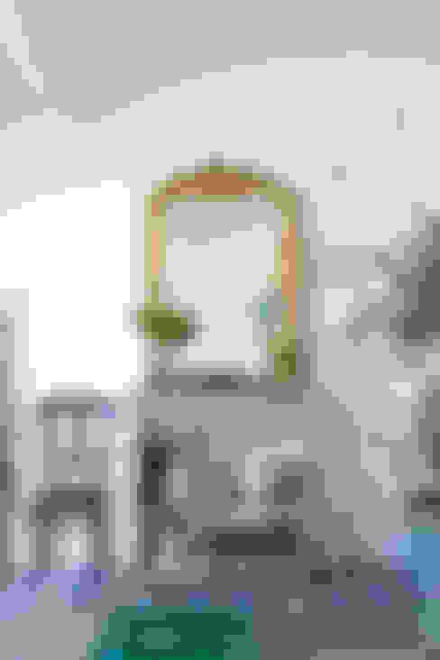 غرفة المعيشة تنفيذ Casa Josephine