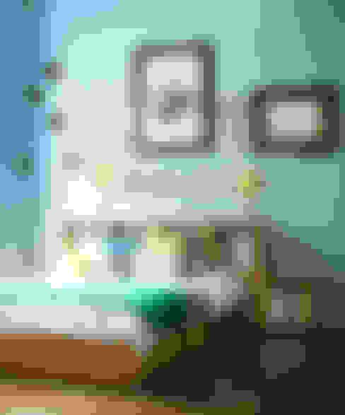Boys Bedroom by Stange Design
