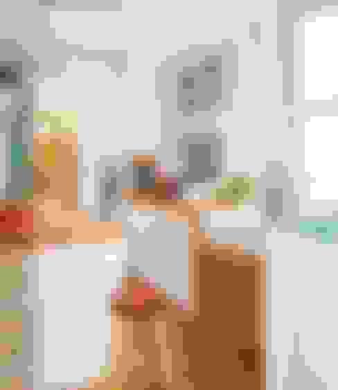 Cozinhas  por Simetrika Rehabilitación Integral