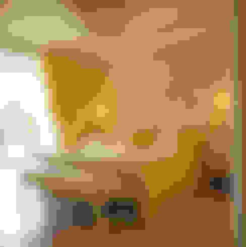 Habitaciones de estilo  por Studio Oscar Mikail