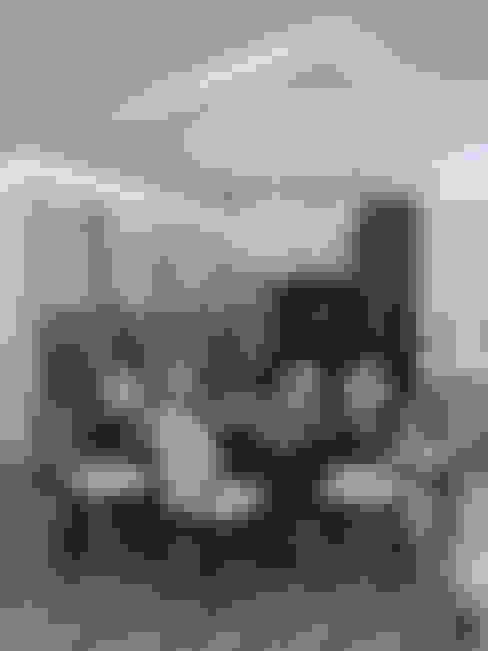 غرفة السفرة تنفيذ ММ-design
