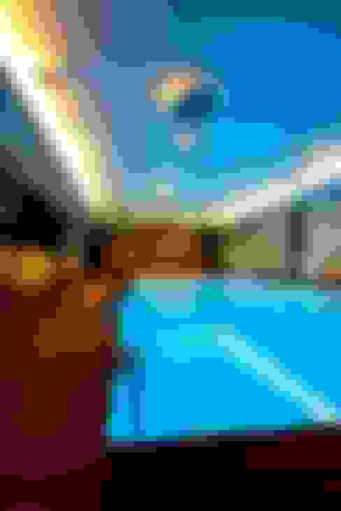 Pool von Risco Singular - Arquitectura Lda