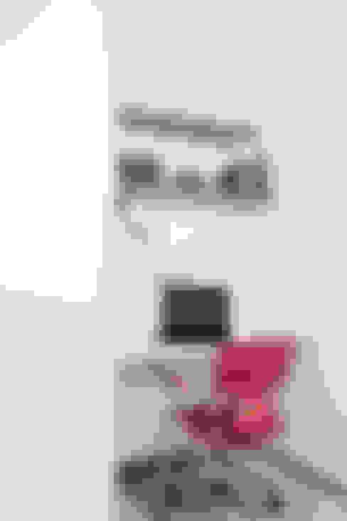 Рабочие кабинеты в . Автор – Grazia Architecture