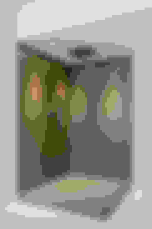 حمام تنفيذ zero6studio - Studio Associato di Architettura