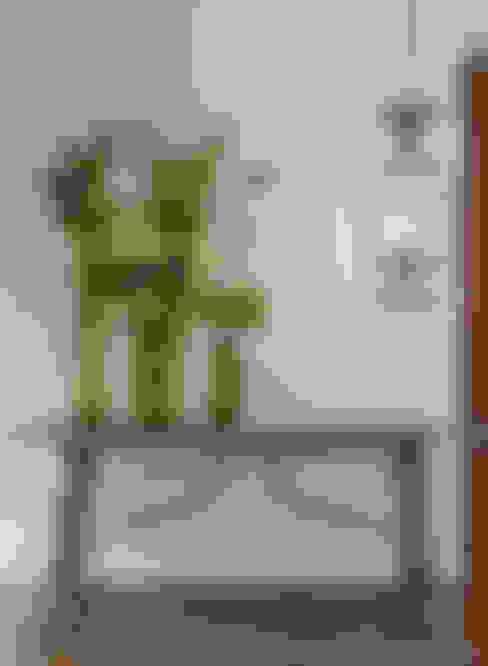 casa Limonero: Comedor de estilo  por MARIANGEL COGHLAN