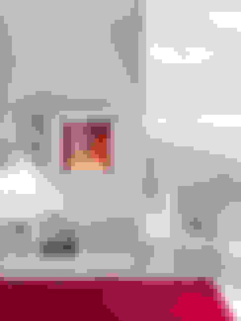 HORUS: Salas de estilo  por ELEMENTO 3 DISEÑO SA DE CV