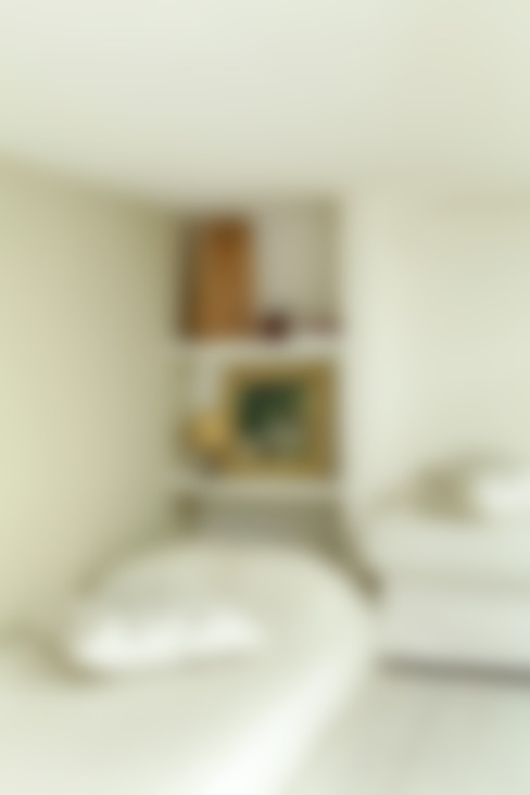 غرفة نوم تنفيذ Tommaso Bettini Architetto
