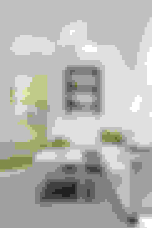 غرفة المعيشة تنفيذ Tommaso Bettini Architetto