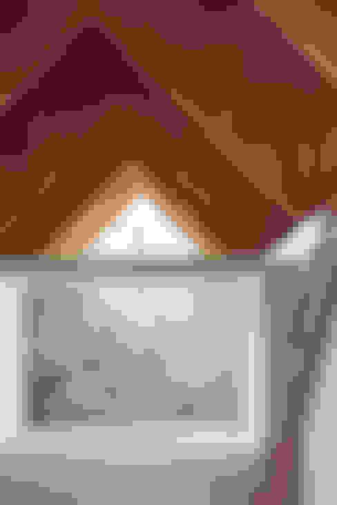 走廊 & 玄關 by ma-style architects