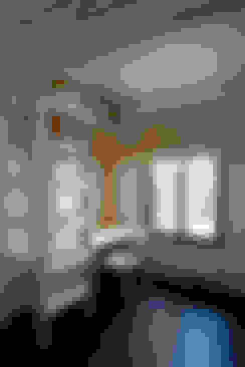 ห้องนอนเด็ก by 무회건축연구소