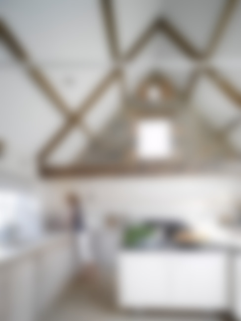 Kitchen by JAMIE FALLA ARCHITECTURE