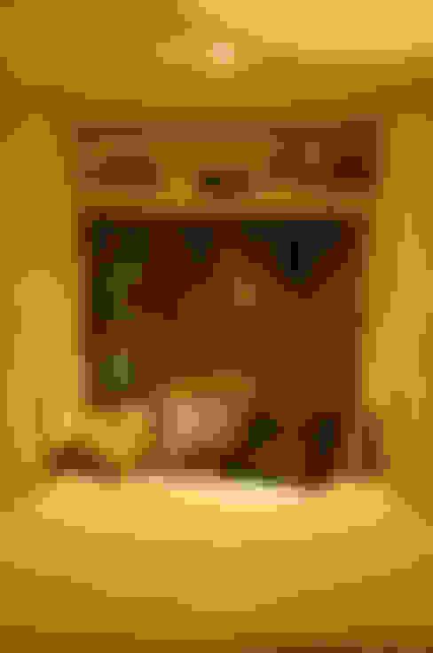 غرفة نوم تنفيذ Ferraro Habitat