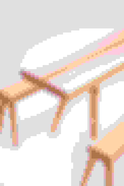 Столовая комната в . Автор – mherweg design