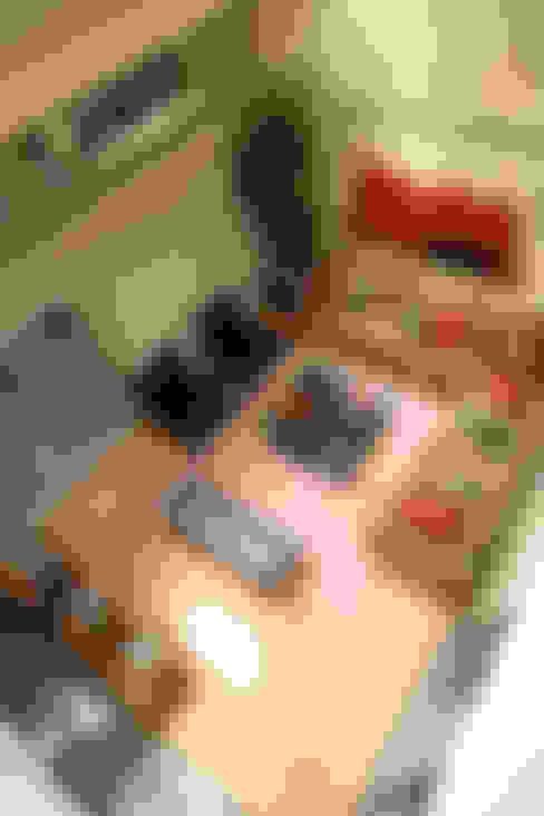 غرفة المعيشة تنفيذ Arquiplan