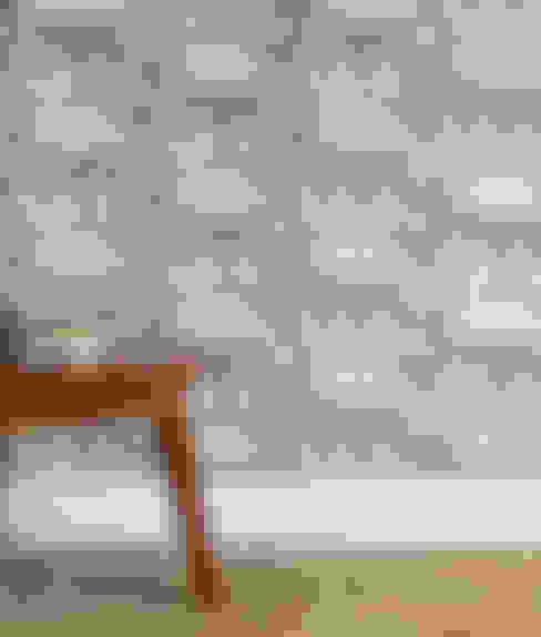 جدران وأرضيات تنفيذ Rachel Reynolds
