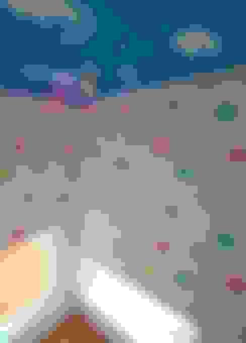 Nursery/kid's room by 石嶋寿和/石嶋設計室