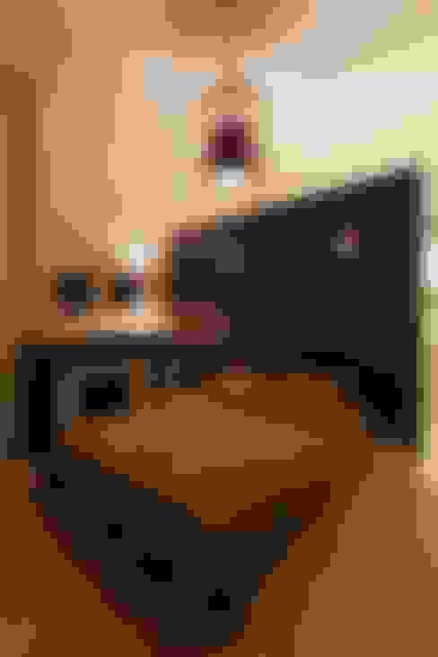 Slaapkamer door WM
