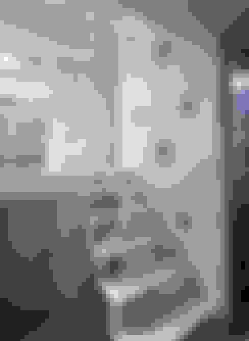 Staircase: インタースペース・アーキテクツ一級建築士事務所が手掛けたです。