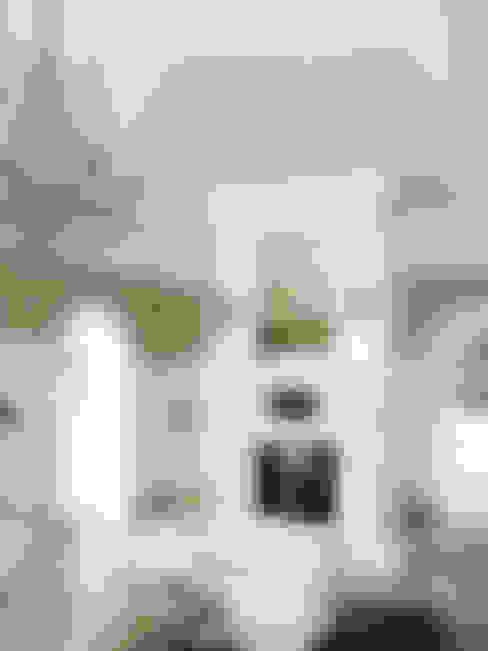 غرفة المعيشة تنفيذ DECORMARMI SRL