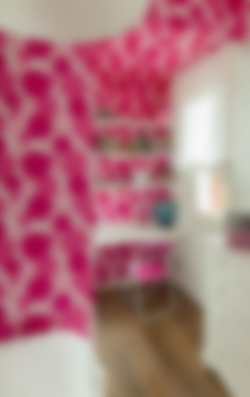Chambre d'enfant de style  par Plastudio