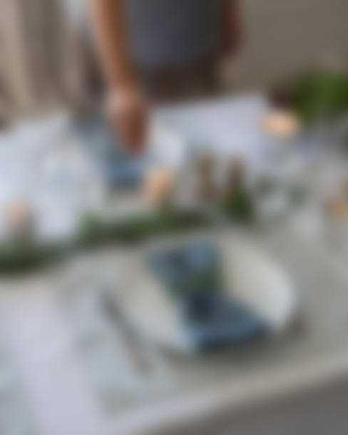 Salas de jantar  por The Linen Works
