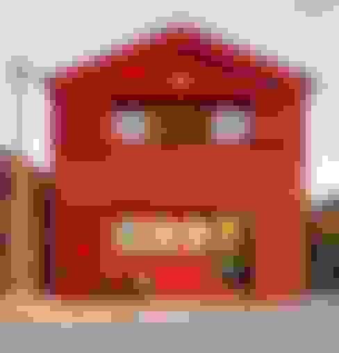 Ecoles de style  par GAAPE - ARQUITECTURA, PLANEAMENTO E ENGENHARIA, LDA
