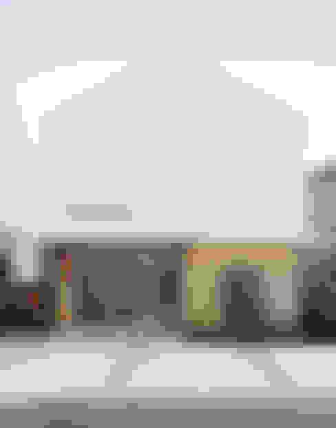 外観: アトリエ FUDOが手掛けた家です。