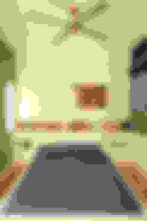 Miel Arquitectos:  tarz Yatak Odası