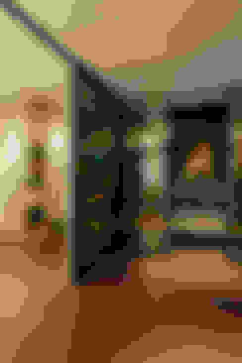 Casa Cor 2014: Closets  por Brunete Fraccaroli Arquitetura e Interiores