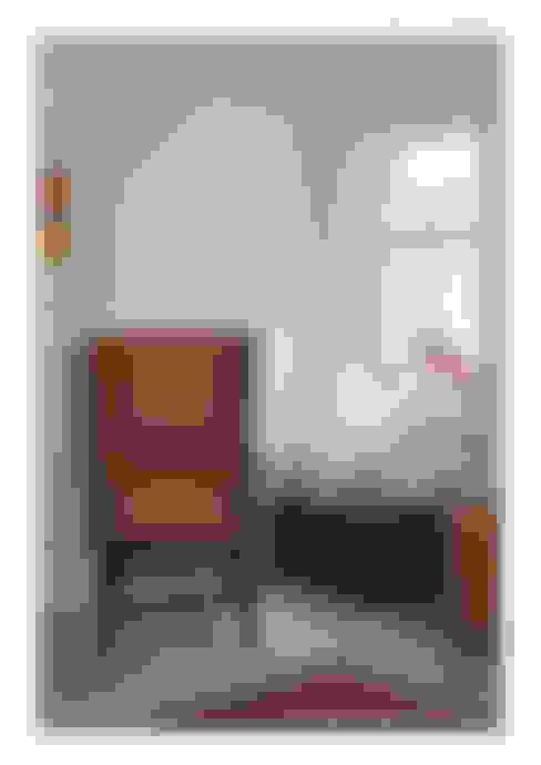 Living room by Denizen Works