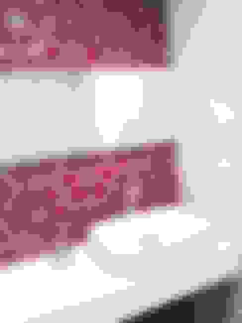 MUNGAN INTERIOR DESIGN – iç mekan,stant ve ürün tasarımları:  tarz Banyo